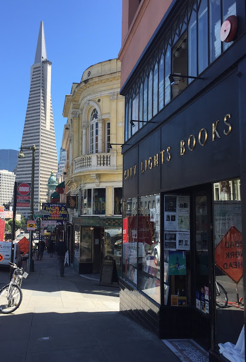 City Lights, Kerouac & North Beach Beats: A Literary Tour by Sherri Caldwell