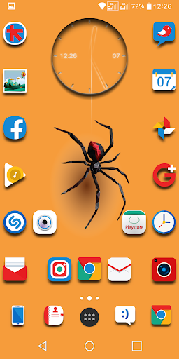 Oniron 2 icon pack app for Android screenshot
