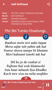 Hit Shraddha Kapoor Songs Lyrics and dialogues - náhled
