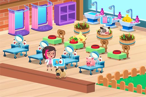 Animal Rescue - Pet Shop Game  APK MOD screenshots 5