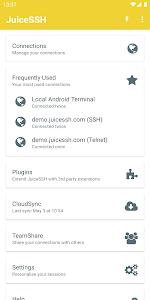 JuiceSSH - SSH Client 3.1.1