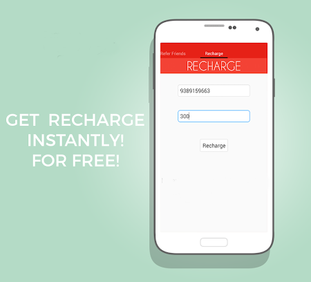 Free Recharge App - Earn 250Rs 0.9 screenshot 513303