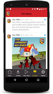 CAL FIRE Ready for Wildfire- screenshot thumbnail