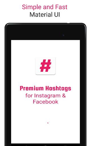 Premium Hashtags: Increase Likes & Followers ?? screenshot 20
