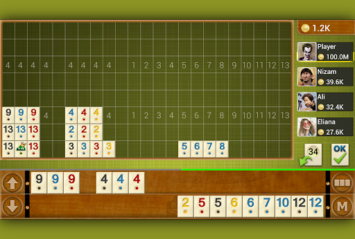 Rummy - Offline 1.0.9 screenshots 2