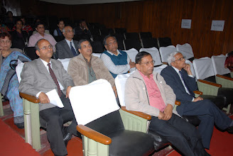 Photo: Scientific talk and Brain Storming Session organized by ISEB 25.02.2013