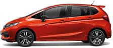 รถยนต์ Honda Jazz Gk มีทั้งหมด 6 สีได้แก่