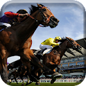 Horse Racing Live Wallpaper icon
