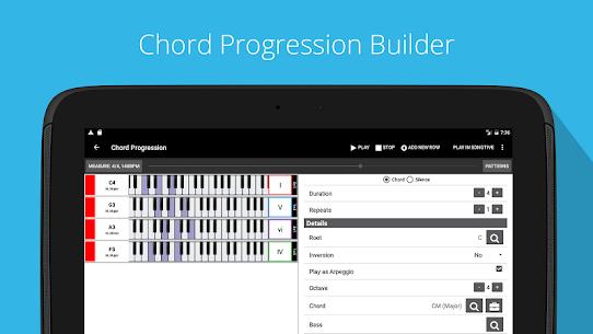 Piano Companion PRO: Chords, Scales, Progression 8