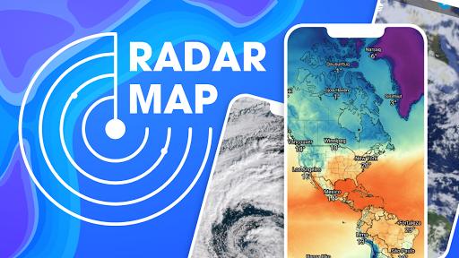 Weather forecast - Weather & Weather radar screenshot 1