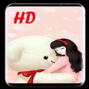 Cute Laura Wallpaper HD