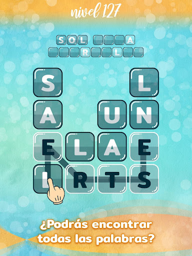 WordBlocks Puzzle de Palabras Cruzadas Gratis screenshots 12
