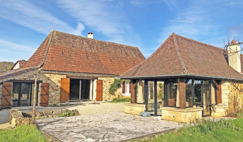 Maison Saint-felix-de-reillac-et-mortemart
