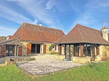 maison à Saint-felix-de-reillac-et-mortemart (24)
