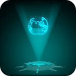 Hologram 3D Projector Prank Icon