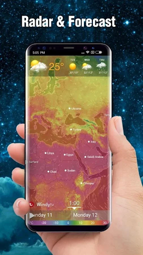 Local Radar Now with Weather Forecast 15.1.0.45940_45980 screenshots 2