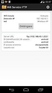 WiFi Pro Servidor FTP 2