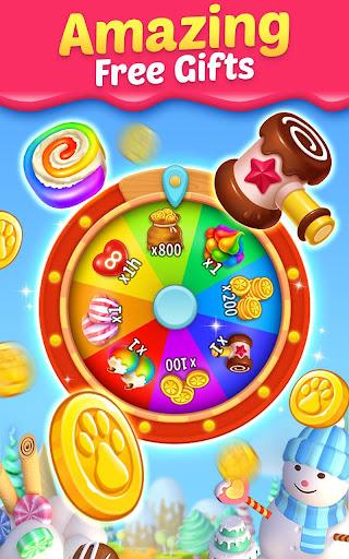 Cake Smash Mania - Swap and Match 3 Puzzle Game apkmr screenshots 13