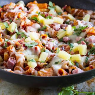 Hawaiian One Pan Pasta Recipe