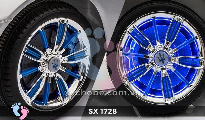 Xe hơi điện trẻ em SX-1728 11