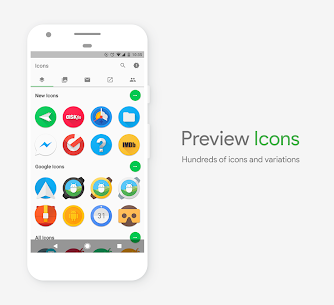 Quantum Dots Icon Pack 1.2.7 [Pro Unlocked] Cracked Apk 4
