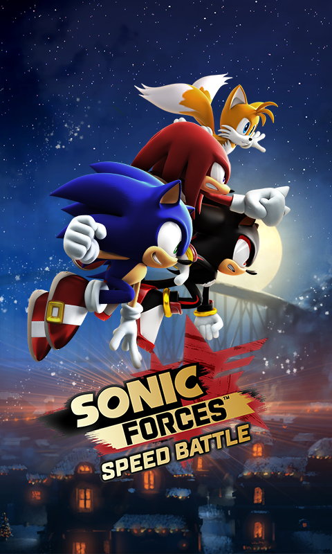 Sonic Forces: Speed Battle- screenshot