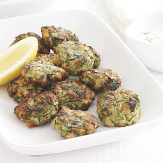 Zucchini Fritters Without Egg Recipes.