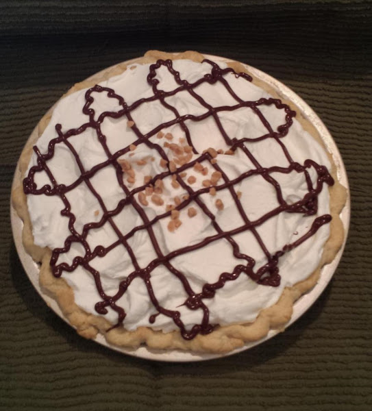 Dulce De Leche Banana Pie Recipe