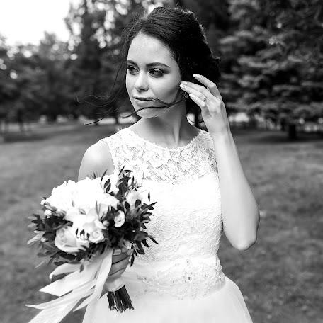 Wedding photographer Aleksandra Rebkovec (rebkovets). Photo of 02.10.2017