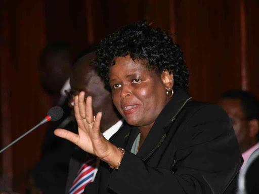 Chief Justice Martha Koome