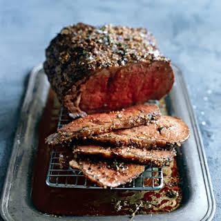 Mustard Roast Beef.