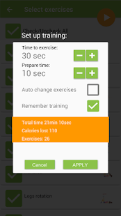 Pilates - home fitness- screenshot thumbnail