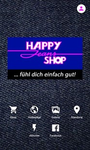 Happy Jeans Shop – Miniaturansicht des Screenshots
