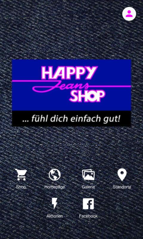 Happy Jeans Shop – Screenshot