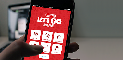 Jacksons Let's Go Rewards - Apps on Google Play