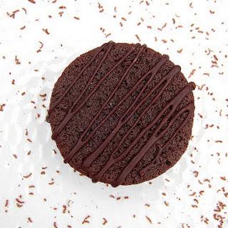 Chocolate Chambord Cookies