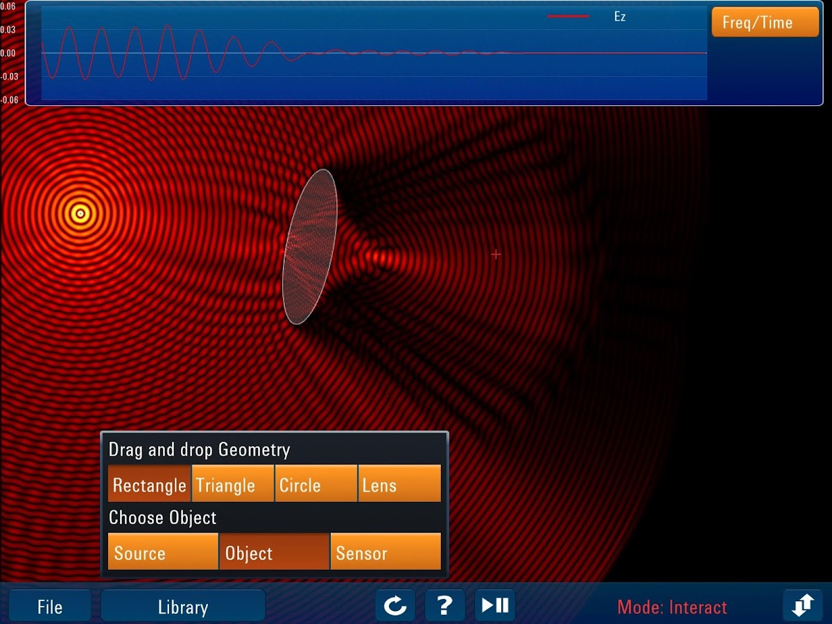 LightWave Studio- screenshot