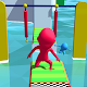 Stickman run race aquapark 3d Fun Game Waterpark