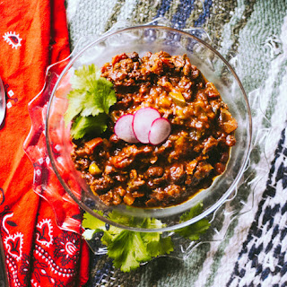 The Best Vegan Chili
