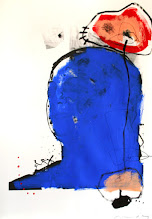 Photo: 70x100cm, Monotype & Acrylic on Paper, 2007