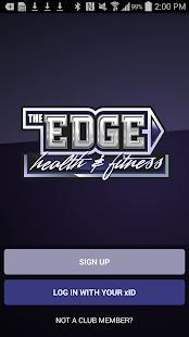 The Edge Health and Fitness- screenshot thumbnail
