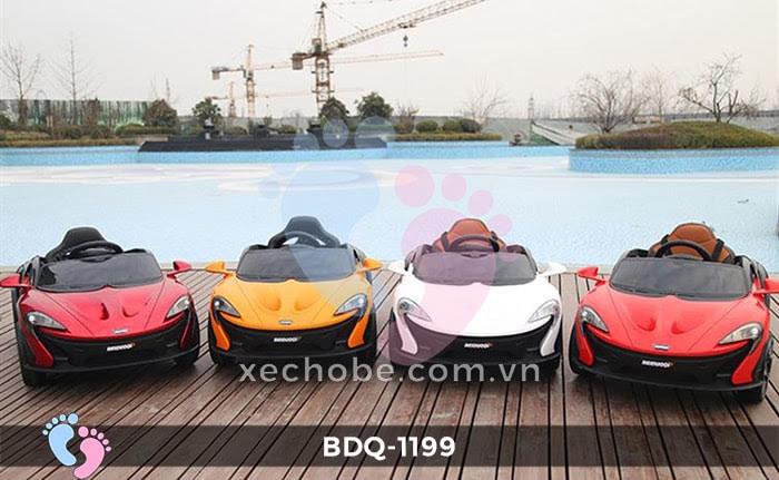 Xe hơi điện trẻ em BDQ-1199 McLaren 1