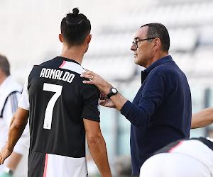 """Maurizio Sarri lâche ses vérités concernant Cristiano Ronaldo : """"Sa gestion n'est pas facile, c'est une multinationale"""""""