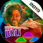 Holi Photo Frames 2019 & DP Maker, Photo Effects
