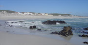 Pearl Bay in Yzerfontein.