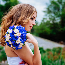 Wedding photographer Anastasiya Tyuleneva (id41097243). Photo of 18.07.2016