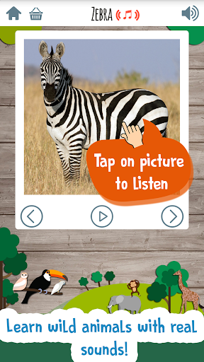 Kids Zoo Game: Preschool screenshot 10