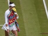 Garbiñe Muguruza verliest van Barbora Strycova in achtste finales Birmingham