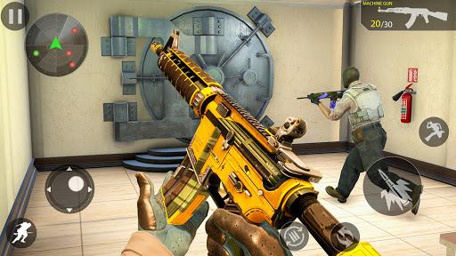 Bank Robbery SSG Shooting Game 2020  screenshots 5