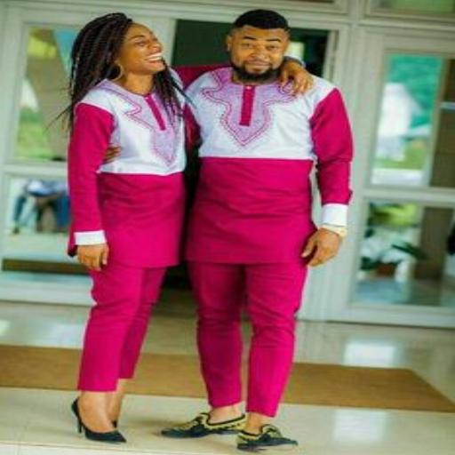 African Ankara Couple Fashion 4.3.1 screenshots 1